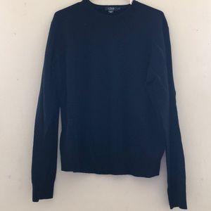 J crew cashmere jumper sweater size medium